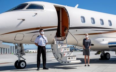 Commercial jet vs. private jet. which is cleaner?