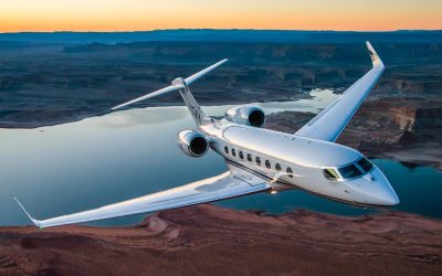Charter jets and how  solved a million problems during the pandemic